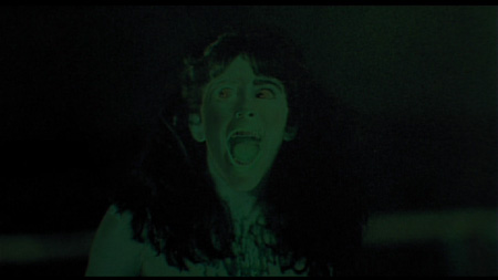 Sleepaway Camp   angela green facecr shock endings