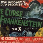 The Films, Part 1   curse of frankenstein cr 150x150 uncategorized