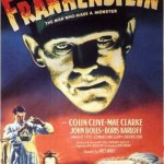 The Films, Part 1   frankenstein cr 150x150 uncategorized