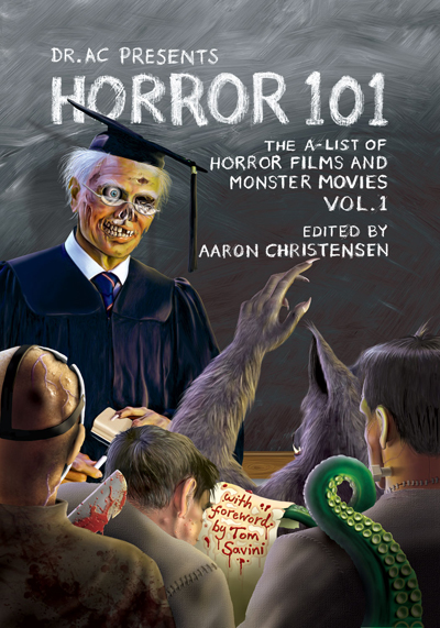 Horror 101   horror101 coverhqsavini cr uncategorized