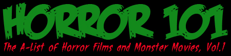 Praises   horror101 logo uncategorized