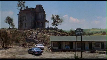 Psycho II   motel thriller reviews reviews horror