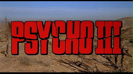 Psycho III   psycho3title thriller reviews reviews horror
