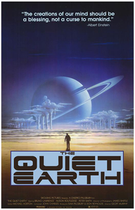 The Quiet Earth (Shock Ending)   qe poster2 cr shock endings