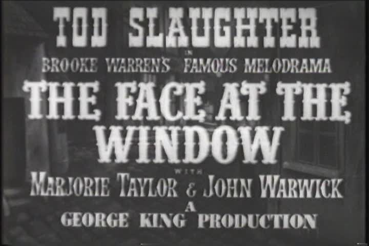 The Face at the Window   tfatw01 reviews horror