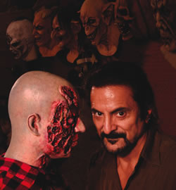Foreword by Tom Savini   tomsavine zombi uncategorized