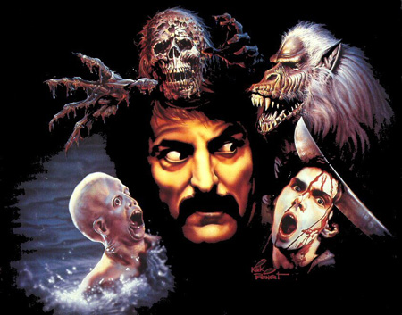 Foreword by Tom Savini   tomsavini painting cr uncategorized