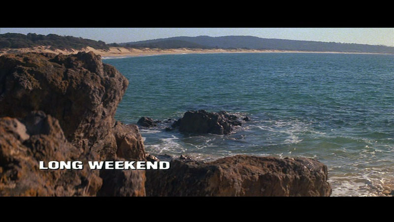 Long Weekend (1978)   lwtitlecr reviews horror