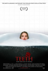 Teeth   teeth poster02 202x300 reviews horror comedy