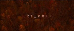 Cry Wolf   cry wolf title 300x126 reviews horror
