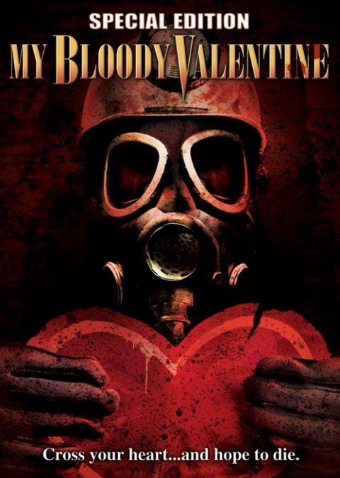 My Bloody Valentine (1981)   my bloody val dvdart reviews horror