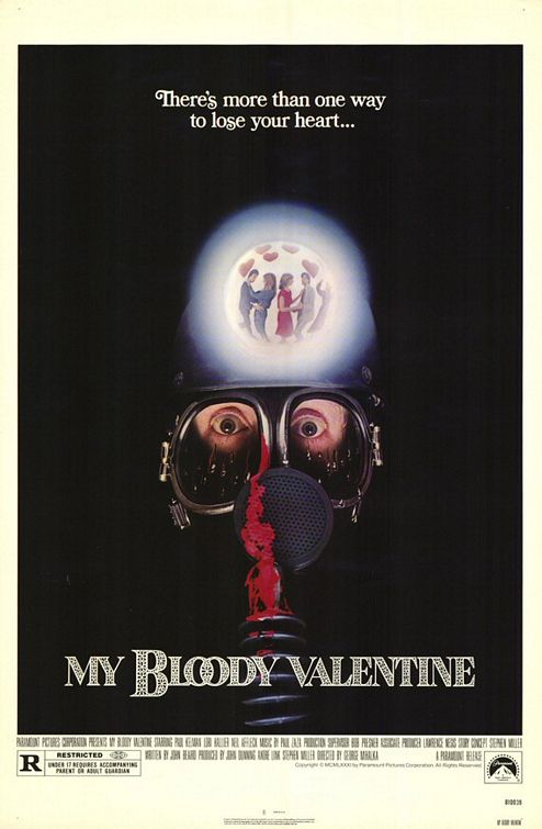My Bloody Valentine (1981) » Horror » Cult Reviews
