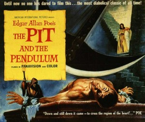 The Pit And The Pendulum   pit and the pendulum1961poster01cr 300x252 shock endings
