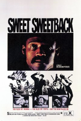 Sweet Sweetbacks Baadasssss Song   sweet sweetback poster 1 reviews drama action