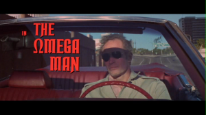 The Omega Man   the omega man 1 300x168 sci fi reviews horror action
