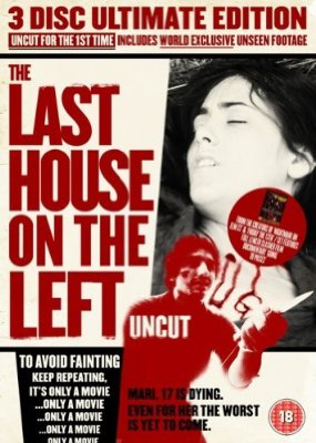 The Last House on the Left   lhotl poster 1 thriller reviews reviews horror