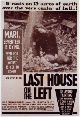 The Last House on the Left   lhotl poster 3 thriller reviews reviews horror