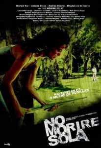 No Morire Sola   nms postergreencr 206x300 reviews horror