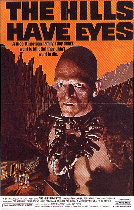 The Hills Have Eyes (1977)   phksookkw4gunt m reviews horror