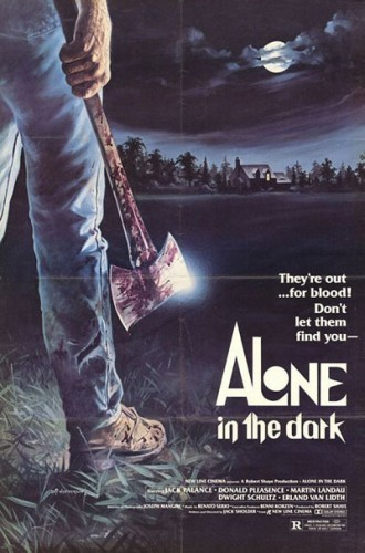 Alone in the Dark   alone in the dark postercr 330x500 reviews horror