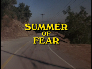 Summer of Fear   summer of fear title 300x225 reviews horror