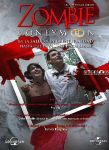 Zombie Honeymoon   zh spanish dvd 219x300 romance reviews horror drama comedy