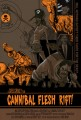 Cannibal Flesh Riot!   CFR poster 81x120 reviews horror comedy