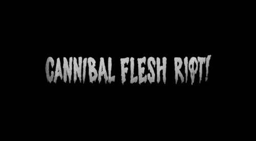 Cannibal Flesh Riot!   CFR title screen 500x276 reviews horror comedy