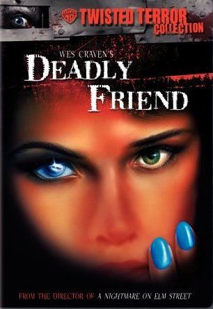 Deadly Friend   deadly freand dvd horror