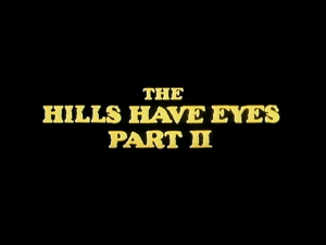 The Hills Have Eyes Part II   hills have eyes 2 title 300x225 reviews horror
