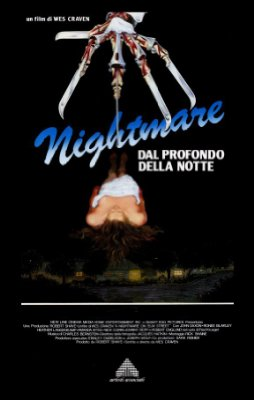 A Nightmare on Elm Street   noes poster 2 reviews horror