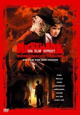 A Nightmare on Elm Street   noes poster 4 reviews horror