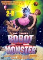 Robot Monster   robot monster poster 87x120 sci fi reviews horror fantasy