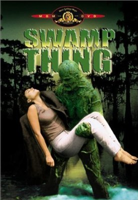 Swamp Thing   swamp thing poster 3 sci fi reviews horror action