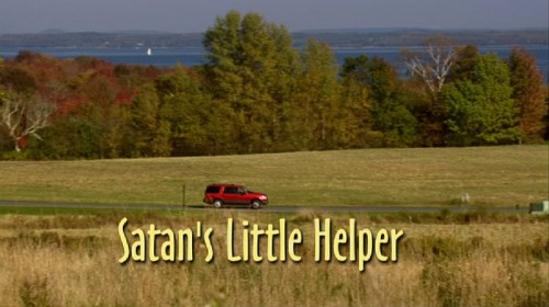 Satans Little Helper   Satan title 500x280 reviews horror comedy