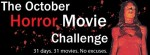 The October Horror Movie Challenge 2009
