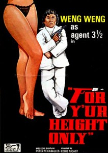 For Your Height Only   FYHO painted poster 212x300 reviews action
