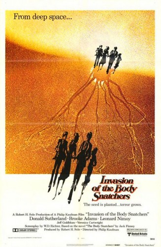 Invasion of the Body Snatchers (1978)   Invasion boddy snatchers78CR 327x500 sci fi reviews horror