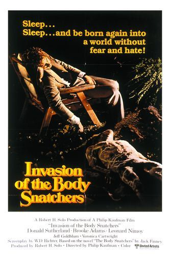 Invasion of the Body Snatchers (1978)   Invasion of the Body Snatchers poster 1 sci fi reviews horror