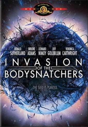 Invasion of the Body Snatchers (1978)   Invasion of the Body Snatchers poster 2 sci fi reviews horror