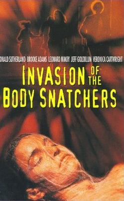 Invasion of the Body Snatchers (1978)   Invasion of the Body Snatchers poster 3 sci fi reviews horror