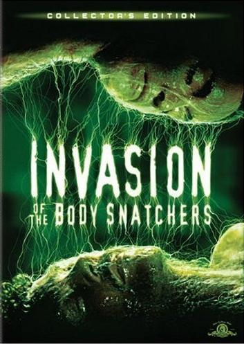 Invasion of the Body Snatchers (1978)   Invasion of the Body Snatchers poster 4 sci fi reviews horror