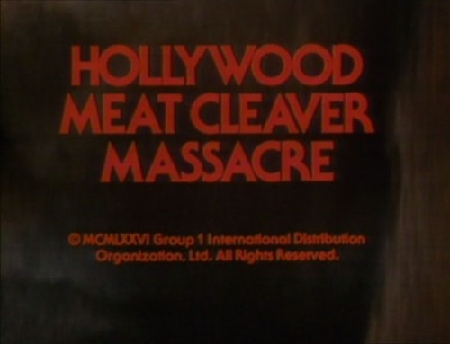 Meatcleaver Massacre   MCM titleCR 500x383 reviews horror