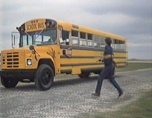 Miami Golem   Miami Golem schoolbus  300x232 sci fi reviews horror action