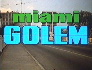 Miami Golem   Miami Golem title 300x229 sci fi reviews horror action