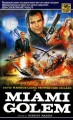 Miami Golem   Miami Golem vhs art 73x120 sci fi reviews horror action