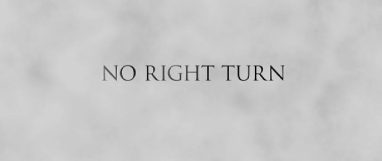 No Right Turn » Comedy » Cult Reviews