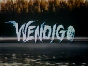 Wendigo (1978)   Wendigo title 300x228 reviews horror
