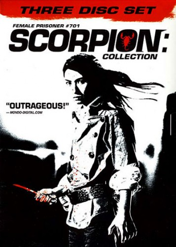 Female Prisoner #701: Scorpion   FCS dvd boxset coverCR 357x500 thriller reviews reviews drama action