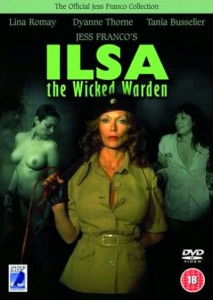 Ilsa, The Wicked Warden   Greta Anchor Bay dvd CR 213x300 reviews horror drama